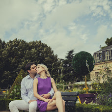 Wedding photographer Kseniya Usacheva (cherryblossom). Photo of 17.09.2014