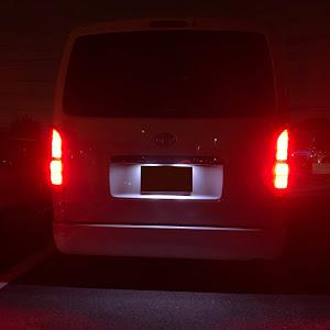 ハイエースバン TRH200Vのカスタム事例画像 あきさんの2020年11月13日18:58の投稿