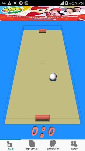 Digital Ping Pong Game