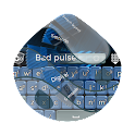 Bad pulse GO Keyboard icon