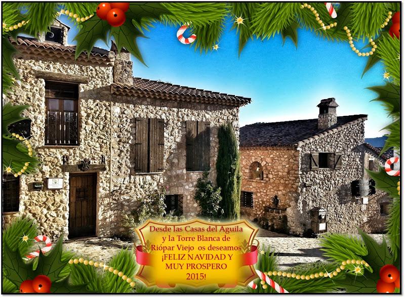 Photo: ¡Feliz Navidad y muy próspero año 2015!
