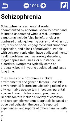 All Mental disorders 1.1 screenshots 4