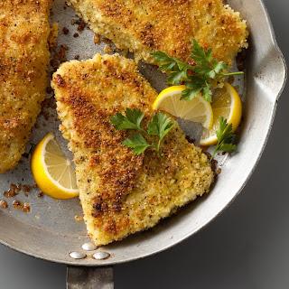Seared Lemon Pepper Fish Recipe