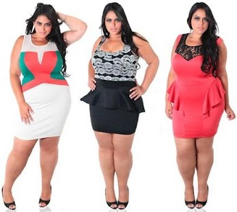 fashionable plus size dresses 2018 - android apps on google play