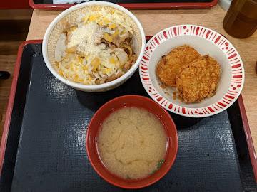 すき家 SUKIYA 新竹關新店