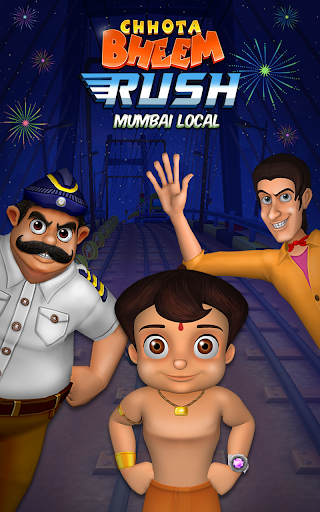Chhota Bheem Surfer  - Mumbai 1.12 screenshots 7