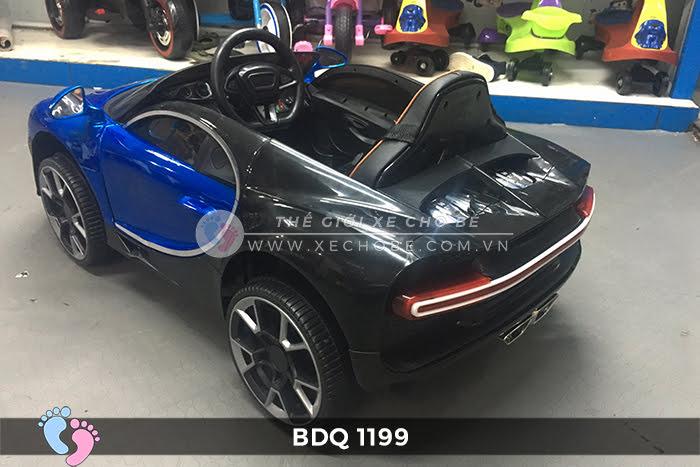 Xe hơi điện đồ chơi trẻ em BDQ-1199 4