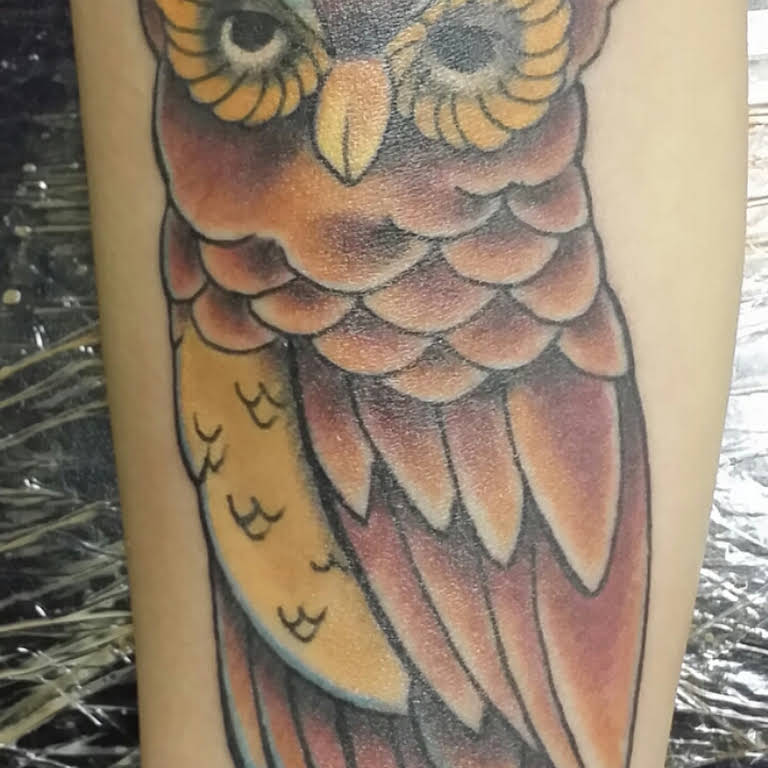 Jason S Colorwheel Tattoos Tattoo Shop In Reading