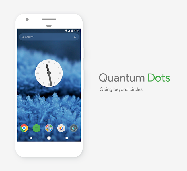 Quantum Dots – Icon Pack v1.2.2