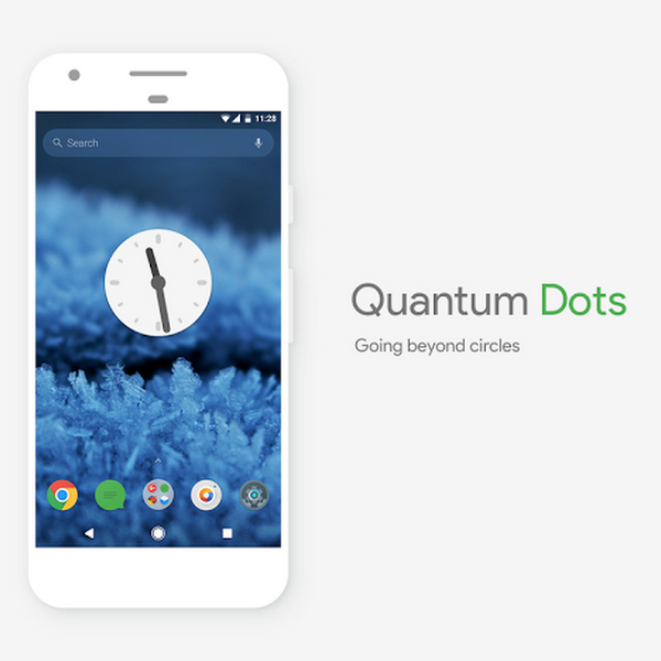 Quantum Dots - Icon Pack v1.2.2