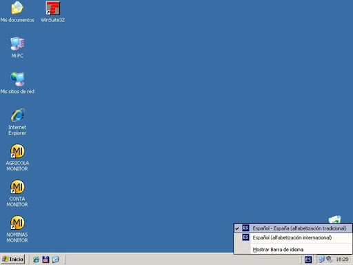 My knowledgebase soft windows xp idioma de teclado cambia en conexi n a escritorio remoto - Conexion a escritorio remoto windows xp ...