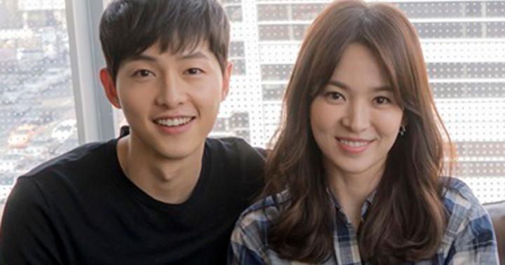 Song Joong Ki-Song Hye Kyo Resmi Bercerai