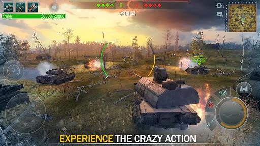 Tank Force: Modern Military Games 4.50.1 screenshots 22