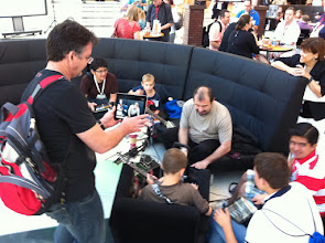 Photo: Bloggers Cafe Jam Session