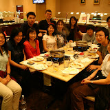 2007 Hot Pot Dinner
