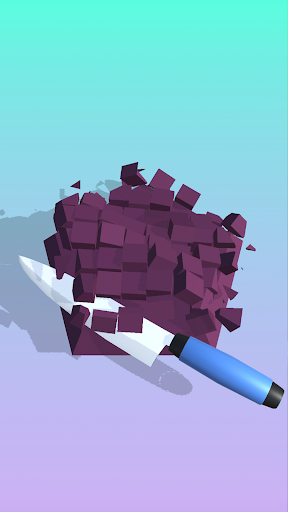 Code Triche Slime Cutting - Soap Style Cutter ASMR APK MOD screenshots 2