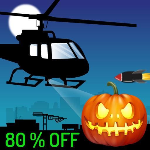 Reckless Ride Helicopter :  Christmas Sale
