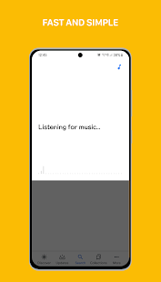 Shortcut for Google Sound Search Screenshot