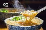 参福 麵線。豆腐