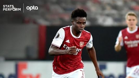 Hasil Lengkap Liga Europa - Wonderkid Arsenal Pelayan Terbaik, Eks Liverpool Bikin Malu Inggris - Bolasport.com