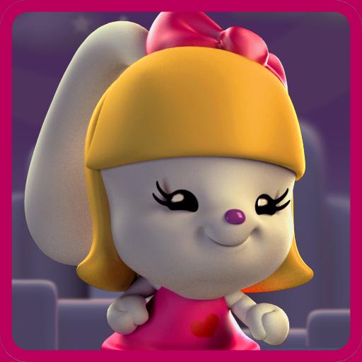 冒險App|MimiRun! (ミミラン!) LOGO-3C達人阿輝的APP