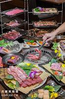 秘町無煙炭火燒肉 澄清店