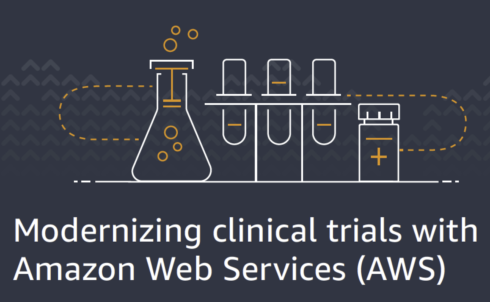 Modernizing Clinical Trials with Amazon Web Services (AWS)