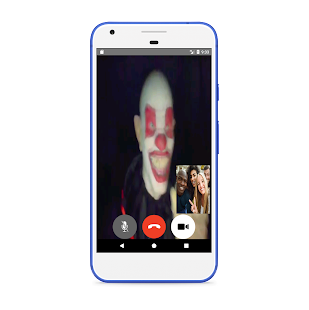 Call Video From Killer Clown Pennywise - náhled