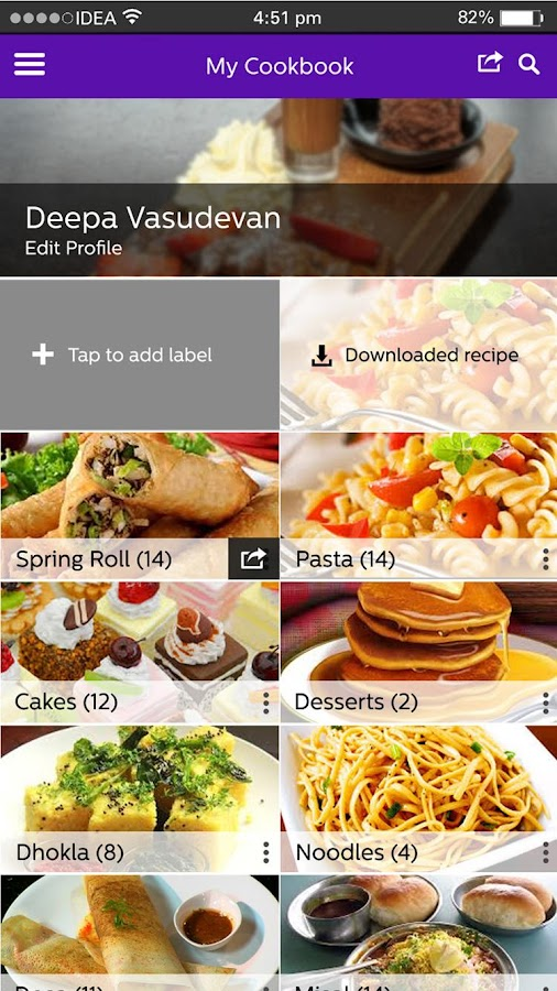 Sify bawarchi indian food recipes android apps on google play sify bawarchi indian food recipes screenshot forumfinder Images