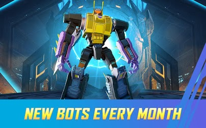 TRANSFORMERS: Forged to Fight APK screenshot thumbnail 9