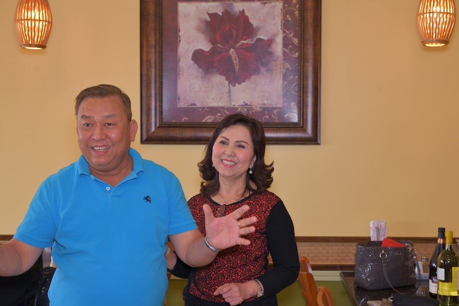 KM Houston họp mặt ở nhà hàng Nam Giao  h8