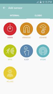 globio Alarm System Lite Screenshot 4