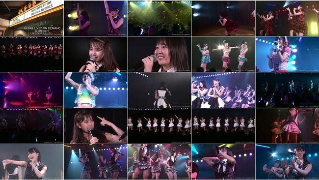 190612 (720p) AKB48 牧野アンナ「ヤバイよ!ついて来れんのか?!」公演