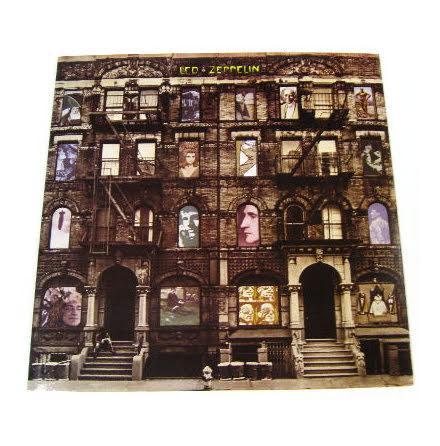 LP - Led Zeppelin - Physical Graffiti