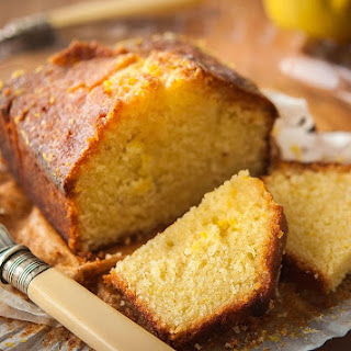 The Ultimate Lemon Drizzle Cake.