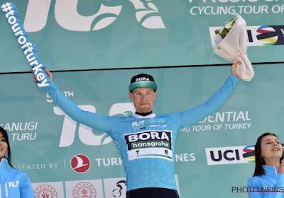 """Hattrick blijft uit voor leider in Ronde van Turkije: """"Deceuninck-Quick.Step was sterker"""""""