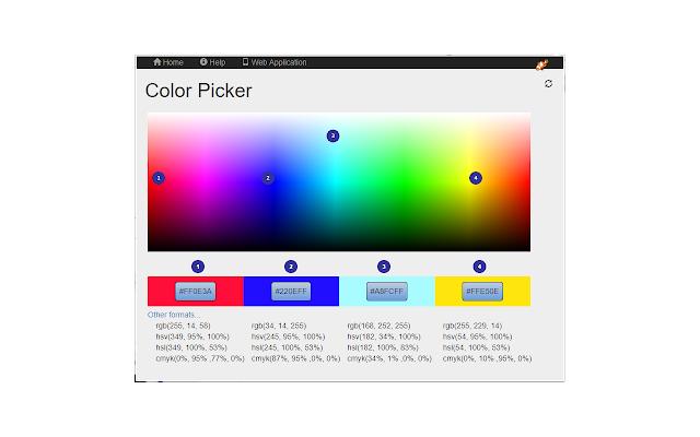 Color Picker - Chrome Web Store