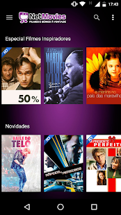 NetMovies- screenshot thumbnail