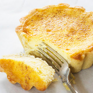 Custard Powder Pie Recipes