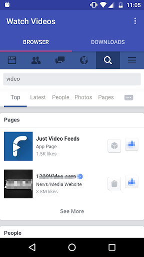 HD Video Download for Facebook  screenshots 6