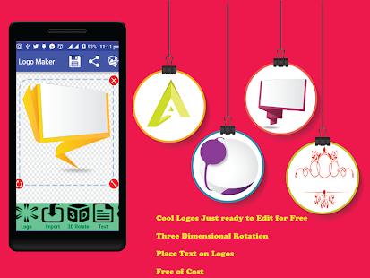 Logo maker 3d business card maker apps on google play screenshot image colourmoves