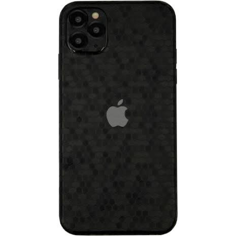Honeycomb - Black // Hexagon