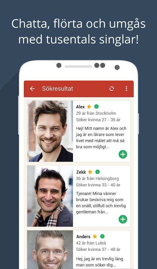 mötesplatsen app android Linköping