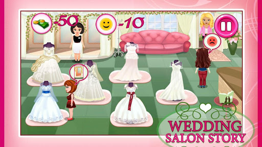 Wedding Salon Story