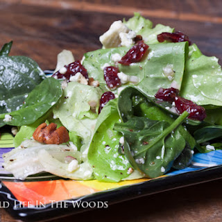 Spinach Romaine Salad Recipes.