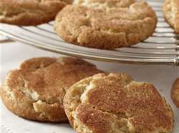 Cinnamon Sugar Butter Cookies Mix In A Jar Recipe