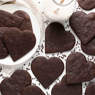 The Ultimate Healthy Chocolate Sugar Cookies.