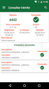 Registro Mobile Esmeraldas- screenshot thumbnail