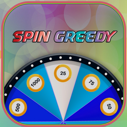 Spin Greedy - earn rupees 100 daily