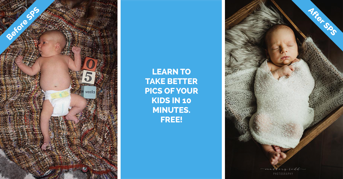 Get the Tiny Photo Course For Parents